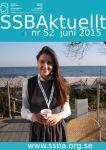 SSBAktuellt, juni 2015